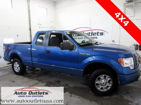 Pre-Owned 2012 Ford F-150 STX 4WD