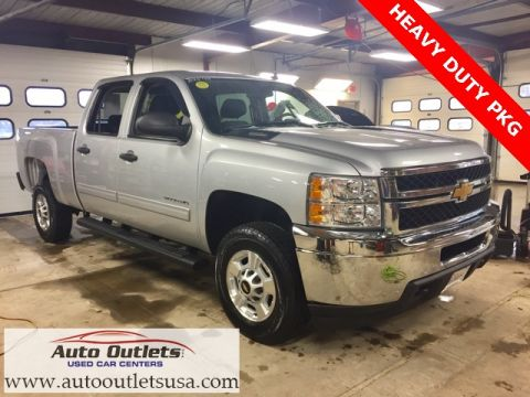 Pre-Owned 2013 Chevrolet Silverado 2500HD LT 4WD
