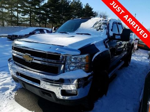 Pre-Owned 2012 Chevrolet Silverado 2500HD LT 4WD