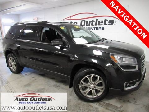 Pre-Owned 2015 GMC Acadia SLT-1 With Navigation & AWD