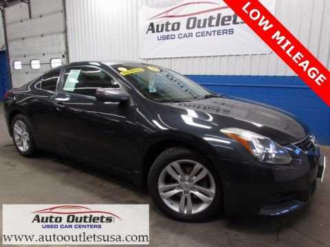 Pre-Owned 2010 Nissan Altima 2.5 S FWD 2D Coupe