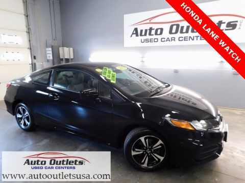 Pre-Owned 2014 Honda Civic EX FWD 2D Coupe