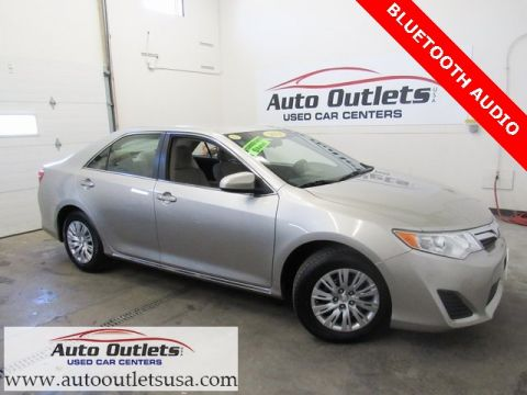 Pre-Owned 2014 Toyota Camry LE FWD 4D Sedan