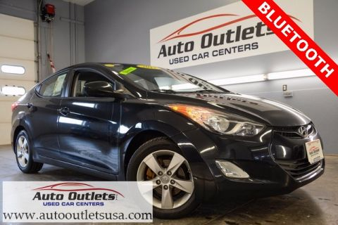 Pre-Owned 2012 Hyundai Elantra GLS FWD 4D Sedan