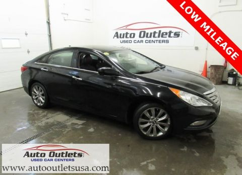 Pre-Owned 2012 Hyundai Sonata SE FWD 4D Sedan