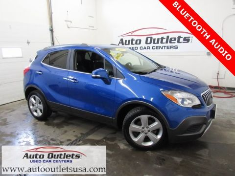 Pre-Owned 2015 Buick Encore Base FWD 4D Sport Utility