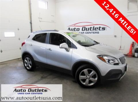 Pre-Owned 2015 Buick Encore Base AWD