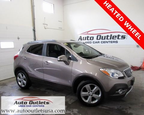 Pre-Owned 2015 Buick Encore Leather With Navigation & AWD