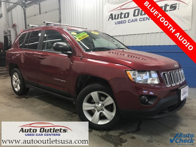 Pre-Owned 2011 Jeep Compass North