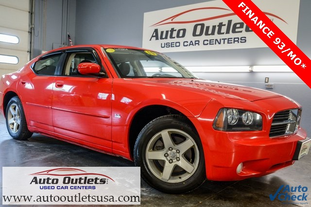 Pre Owned 2010 Dodge Charger Sxt