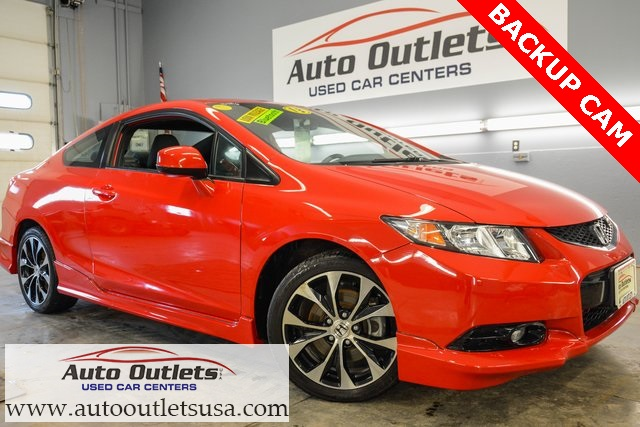 2013 honda civic si. pre-owned 2013 honda civic si