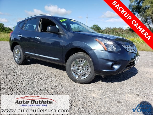 Nissan Rogue Select >> Pre Owned 2015 Nissan Rogue Select S Awd 4d Sport Utility