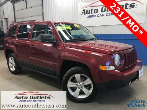 Pre Owned 2016 Jeep Patriot Laude 4d Sport Utility In Wolcott A3994 Auto Outlets Usa