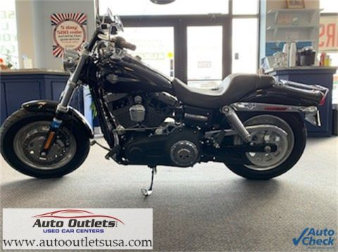 Pre-Owned 2011 Harley Davidson Fat Bob FXDF