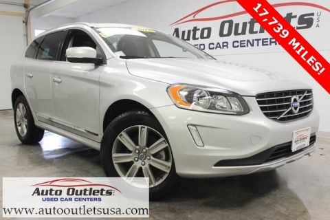 Pre-Owned 2016 Volvo XC60 T6 With Navigation & AWD